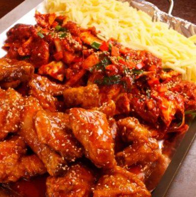 Ubereats対応の韓国料理