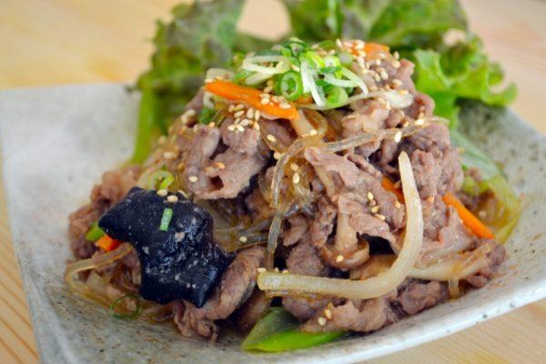 ウーバーイーツ対応の韓国料理