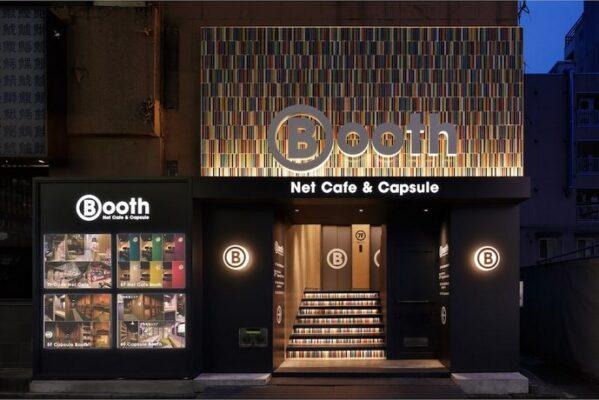 Booth (ブース) ホテル